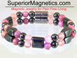 Pain Relief in Seconds with New Gemstone Magnetic Bracelet, Announced...