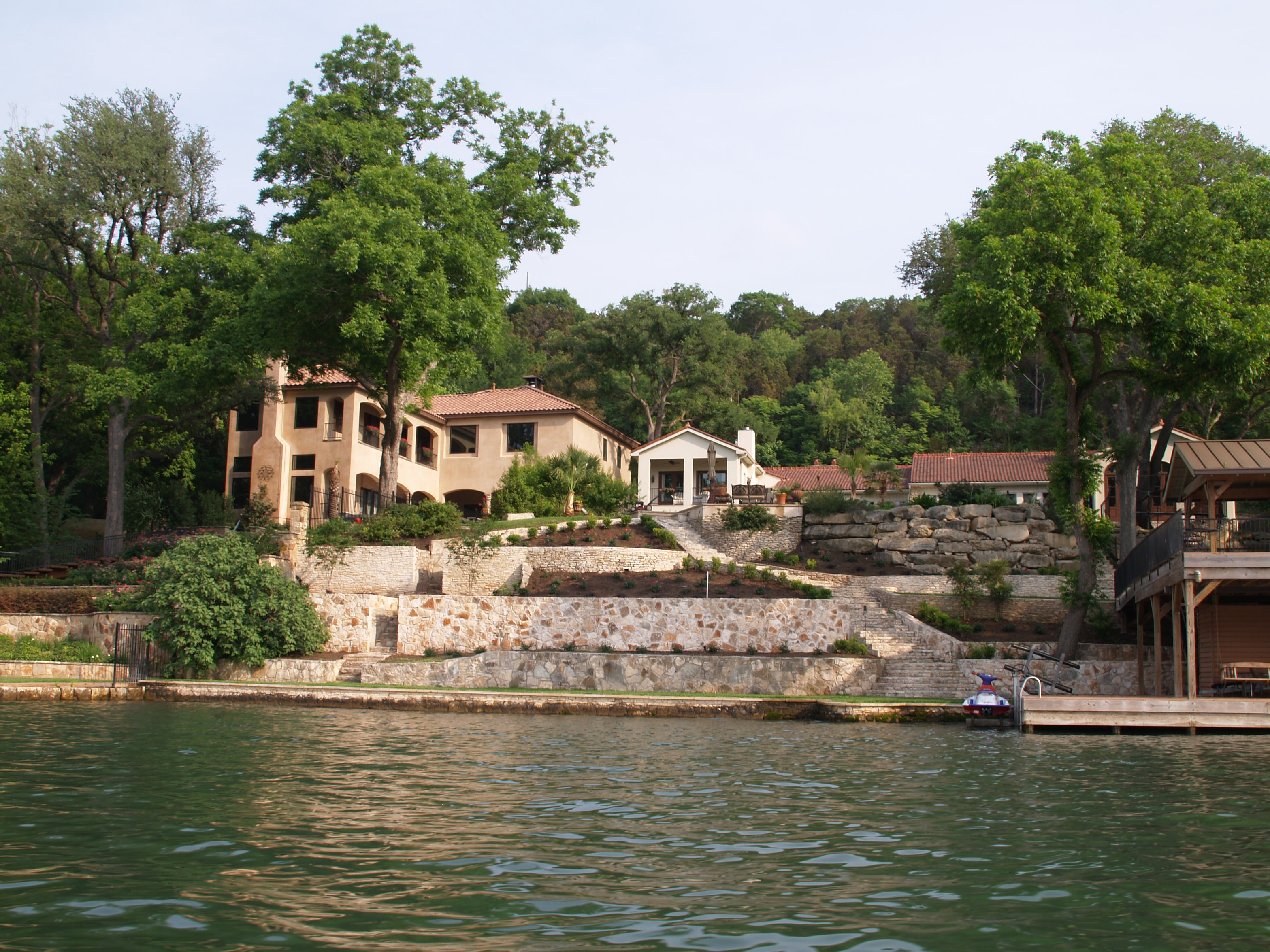 Austin home search experts at regent property group for Luxury lake house