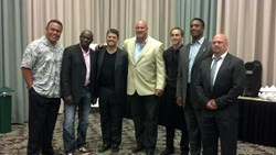 ppha pro player health alliance sleep apnea nfl Pro Player Health Alliance Members With NFL Greats And Dr. Brad Eli