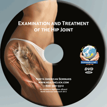 Online physical therapy continuing education on the hip joint