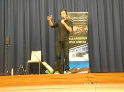 haworth school music tour, haworth music, glenn haworth, bullying in schools, anti-bullying