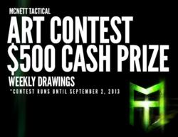 art contest, tactical art, mcnett tactical, summer art contest, art competition