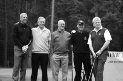 One More Hill PRO-AM Charity Golf Day 2013