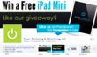 Power Marketing Announces iPad Mini Giveaway