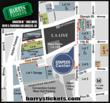 Barry's Tickets is Located two minutes walking from the Staples Center.
