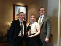 Foundation Financial Group Wins Atlanta Pacesetter Award