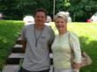 Technician and Veteran's wife, Gail