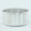 Goat Milk Stuff aluminum brush-finished shaving bowl, at $7