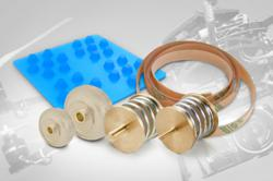 Silicone Gel Products to Isolate Vibration