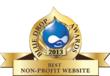 United States Naval Institute wins Best Nonprofit Site.