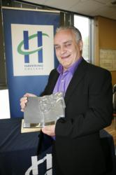 Havering College award winning teacher Colin Seabrook