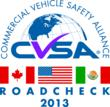 CVSA's Roadcheck 2013 Focuses on Cargo Securement and Bus Safety;...