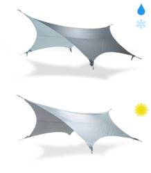 Kammok Glider: Rain Tarp and Weather Relief Shelter: Photo Austin Mann