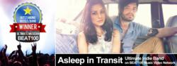 BEAT100 Ultimate Musician's, Asleep In Transit, release their EP