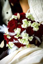 wedding flowers game of thrones
