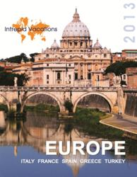 Europe Travel Brochure by Intrepid Vacations