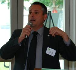 Commerce City Councilman Ivan Altamirano