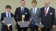 SPIE Judges Award Prizes, Gain Inspiration at Intel International Science and Engineering Fair