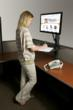New Workstation Makes it Easier to be Energetic at Work