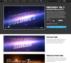 Pixel Film Studios - Final Cut Pro X Effects - FCPX Plugin - Trailer Titles - PROTEASER
