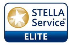 STELLAService Elite badge