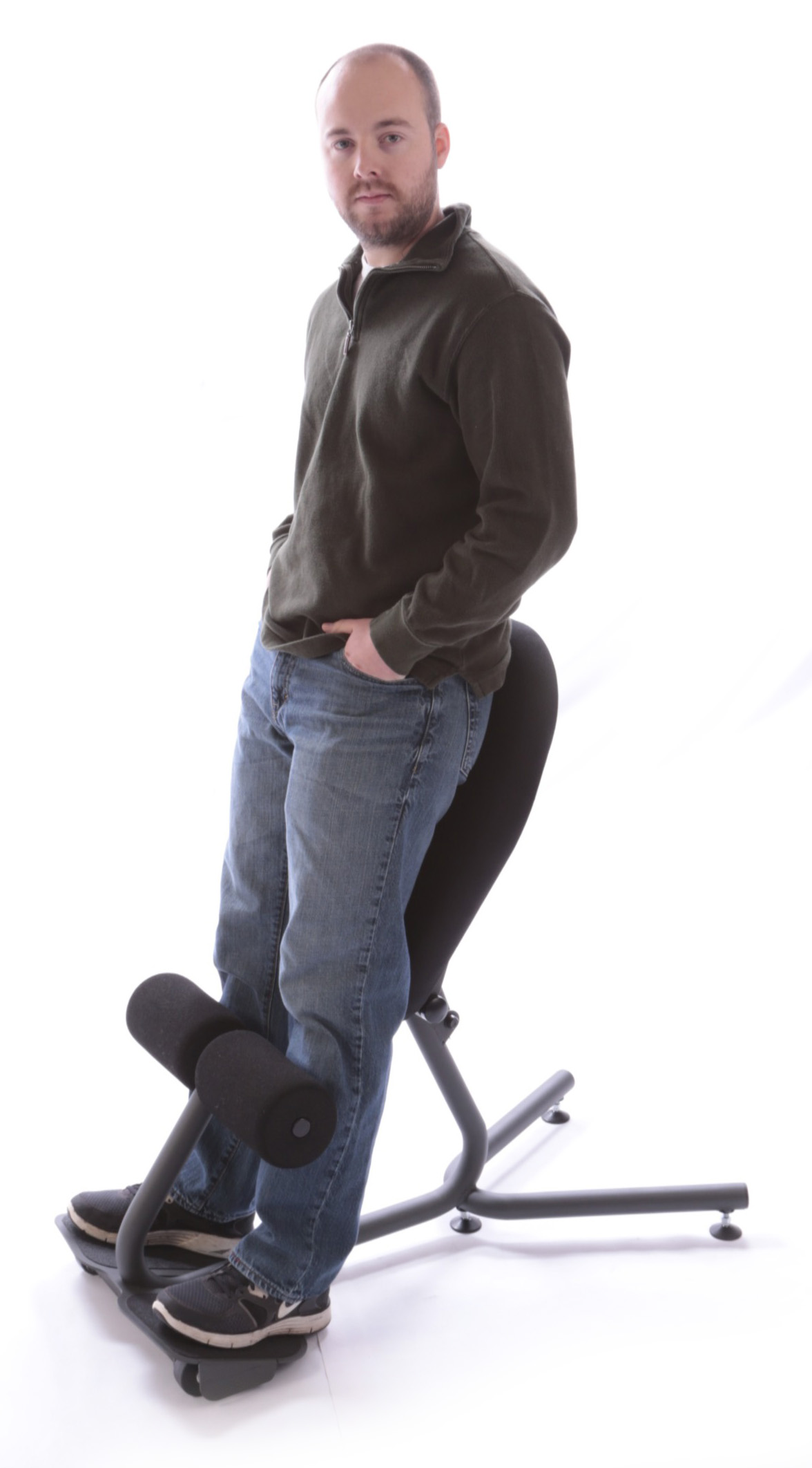 unique standing chair ergonomic intended inspiration decorating