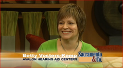 Betty Vosters-Kemp of Avalon Hearing Aid Center