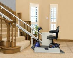 Harmar Inclined Platform Wheelchair Lift