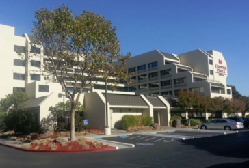 Crowne Plaza Hotel Foster City Ca 40 000 Permanent Financing Secured For