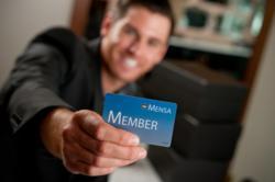 2013 Mensa Membership card