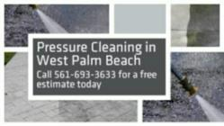 Power Washing West Palm Beach Fl