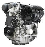 Rebuilt Ford 2.8 Engine