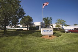 Kenall Lighting located in Gurnee, Illinois will relocate its corporate headquarters and manufacturing to Kenosha, WI