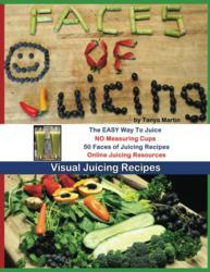 Faces of Juicing Recipe Book