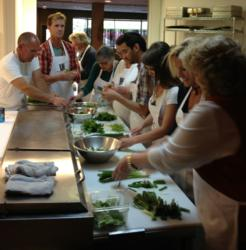Asian classes are some of the most popular at Urban Kitchen.