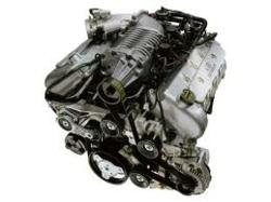 Refurbished V8 Engine
