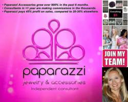 Paparazzi Accessories Jewelry Consultant Promotion