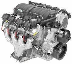 GMC CK Pickup Truck Engine