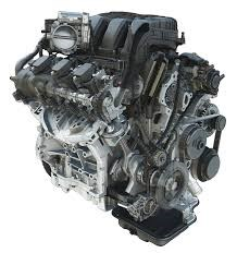 3.8 Liter Jeep Engine