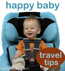 traveling with an infant