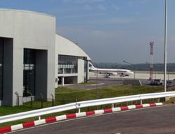Krabi International Airport (KBV) in Krabi, Thailand