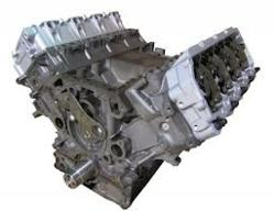 Long Block Engine Assembly