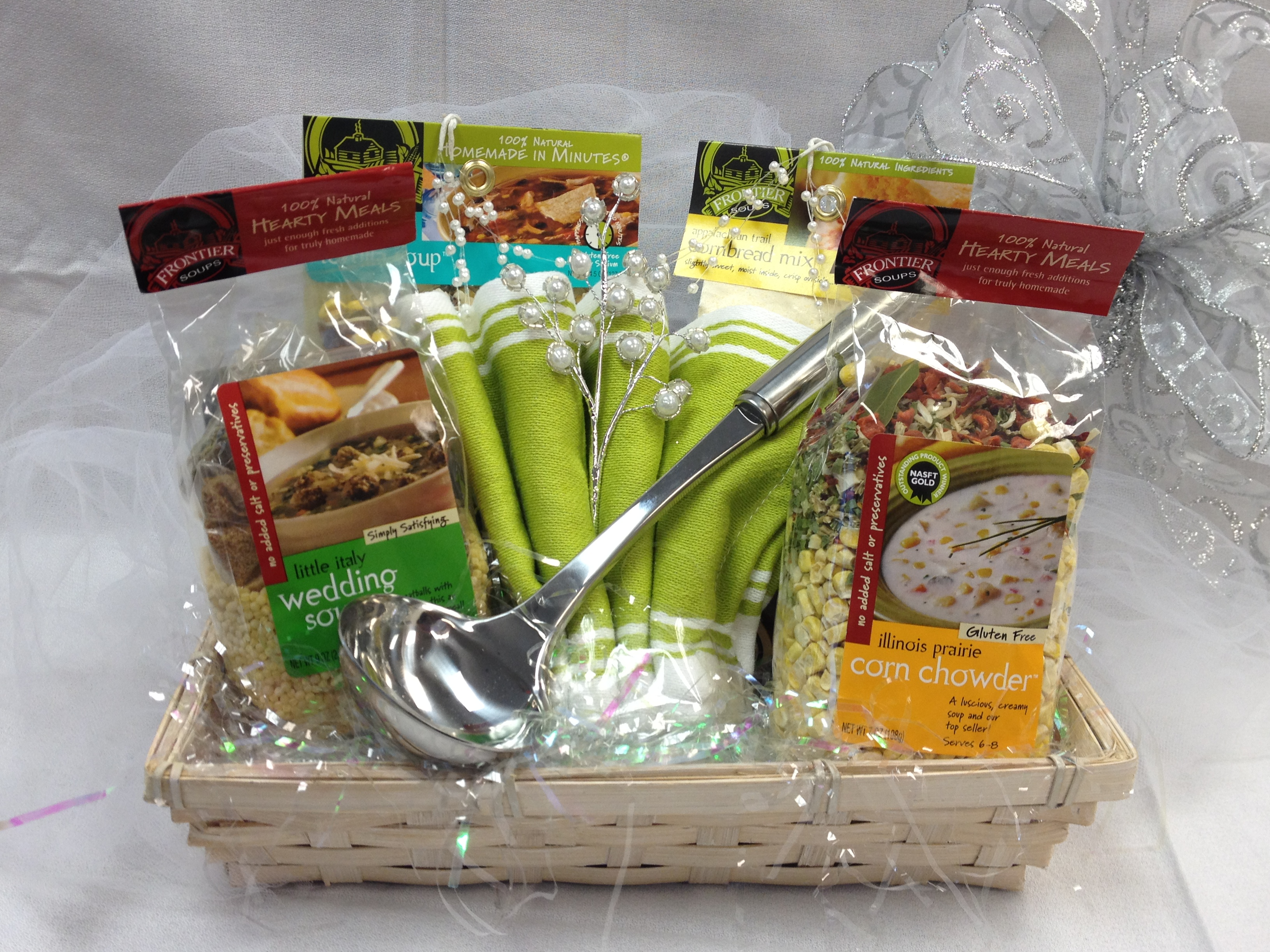 How To Make Wedding Gift Basket : ... Soups Introduces New Summer Soup Four Pack and Wedding Gift Basket