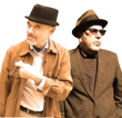 Broadway and Television Titans Bring The Sunshine Boys to Totem Pole...