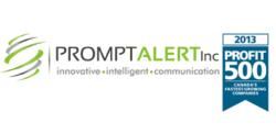 Prompt Alert Inc. Profit 500