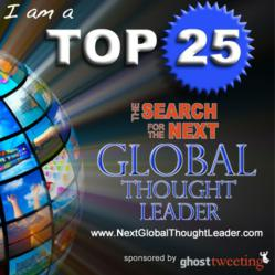 Hypothyroid Mom Is A Top 25: The Search For The Next Global Thought Leader