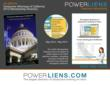 Power Liens Featured on Back-Page of CAOC Directory
