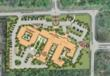 Discovery Village at Naples site plan.