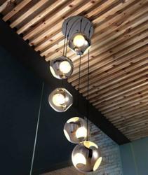 Meteor Shower Ceiling Lamp Zuo Modern 50102