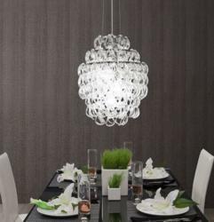 Cascade Ceiling Lamp Zuo Modern 50030